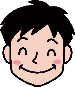 男(スマイル)